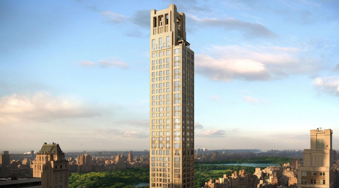 Top 10 New York Residential Sales 520 Park Avenue Propertymate