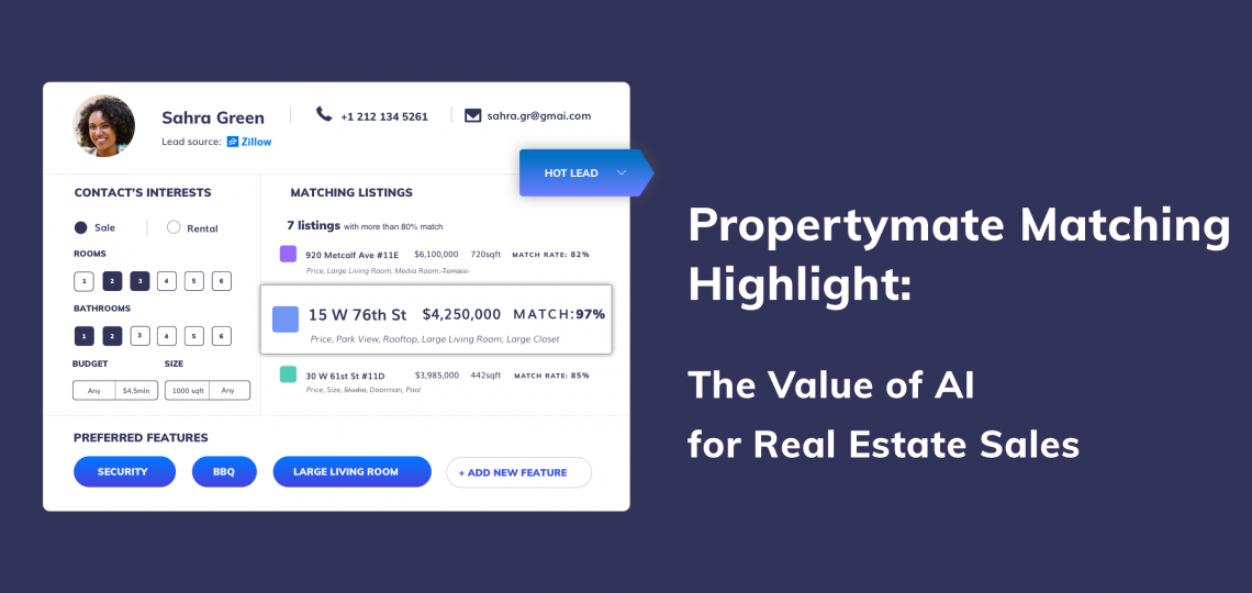 AI for real estate marketing